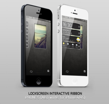 LS Interactive Ribbon i4/4S/5